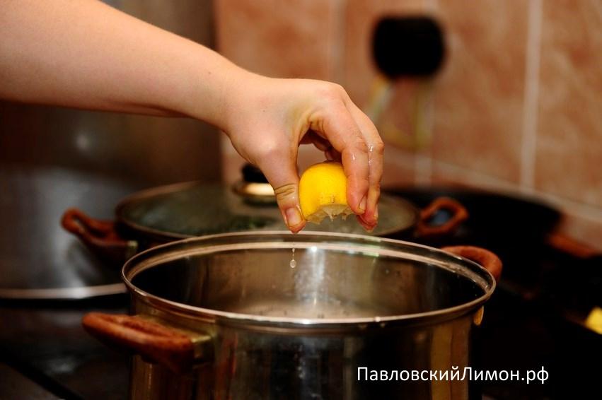 Лимон для работоспособности